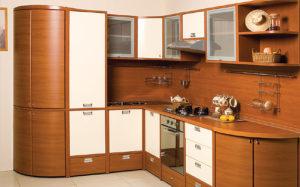 Изготовление кухонной мебели на заказ