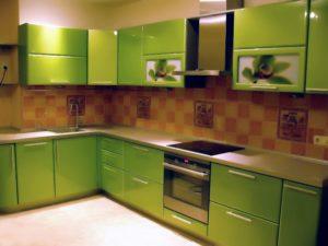 Ремонт кухонных фасадов из мдф