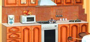 Ремонт фасадов кухонной мебели