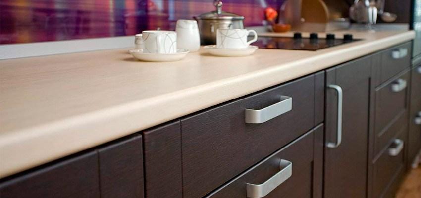 Ремонт кухонных столешниц из ДСП